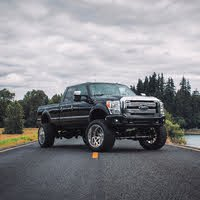 Picture of 2015 Ford F-350 Super Duty Platinum Crew Cab LB 4WD, exterior, gallery_worthy