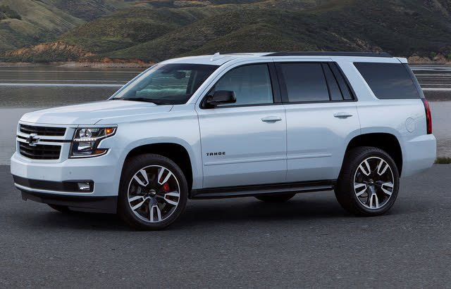 2019 Chevrolet Tahoe, exterior, manufacturer, gallery_worthy