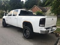 Picture of 2008 GMC Sierra 2500HD SLE1 Crew Cab 4WD, exterior, gallery_worthy