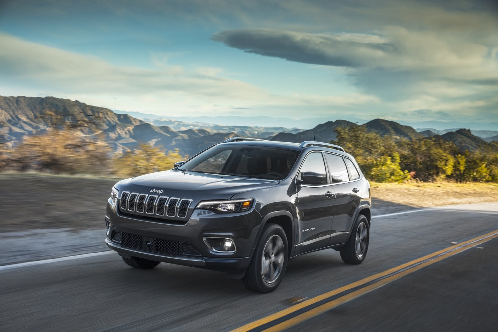 2020 Jeep Cherokee Review.2020 Jeep Cherokee Overview Cargurus
