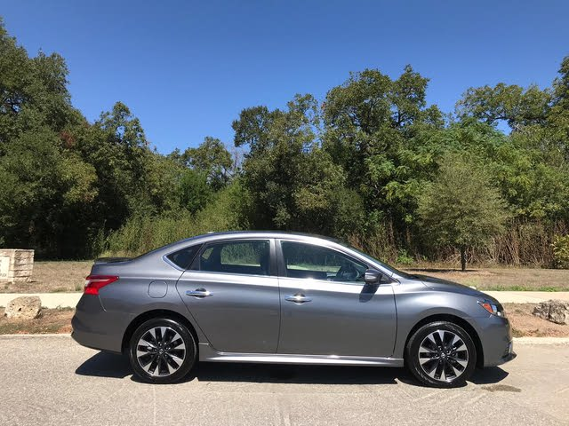 Picture of 2019 Nissan Sentra SR FWD