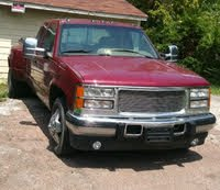 Picture of 1995 GMC Sierra 3500 2 Dr K3500 SLE 4WD Standard Cab LB, exterior, gallery_worthy