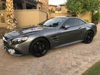 Picture of 2017 Mercedes-Benz SL-Class SL 550, exterior, gallery_worthy