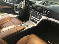 Picture of 2017 Mercedes-Benz SL-Class SL 550, interior, gallery_worthy