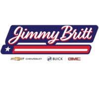Jimmy Britt Chevrolet Buick logo