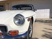 1974 MG MGB Roadster Picture Gallery