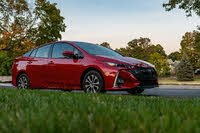 2020 Toyota Prius Prime Picture Gallery