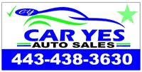 Car Yes Auto Sales logo