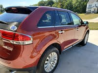 Picture of 2015 Lincoln MKX FWD, exterior, gallery_worthy