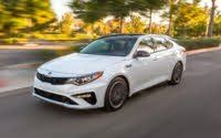 2020 Kia Optima Picture Gallery