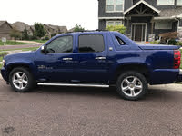 Picture of 2013 Chevrolet Avalanche LT Black Diamond Edition RWD, exterior, gallery_worthy