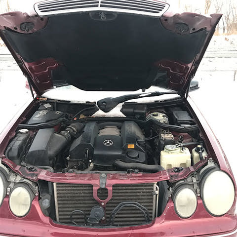 Picture of 2002 Mercedes-Benz E-Class E 320 4MATIC Wagon, engine, gallery_worthy