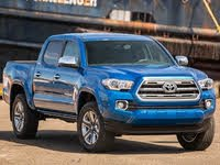Picture of 2018 Toyota Tacoma SR5 V6 Double Cab 4WD, exterior, gallery_worthy