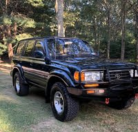 Picture of 1997 Toyota Land Cruiser 4WD, gallery_worthy