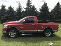 Picture of 2008 Dodge RAM 1500 SLT RWD, gallery_worthy