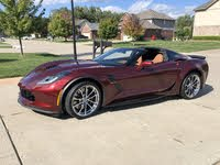 Picture of 2019 Chevrolet Corvette Grand Sport 2LT Coupe RWD, gallery_worthy