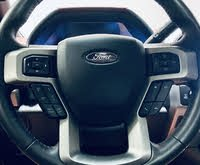Picture of 2019 Ford F-350 Super Duty Platinum Crew Cab LB DRW 4WD, interior, gallery_worthy