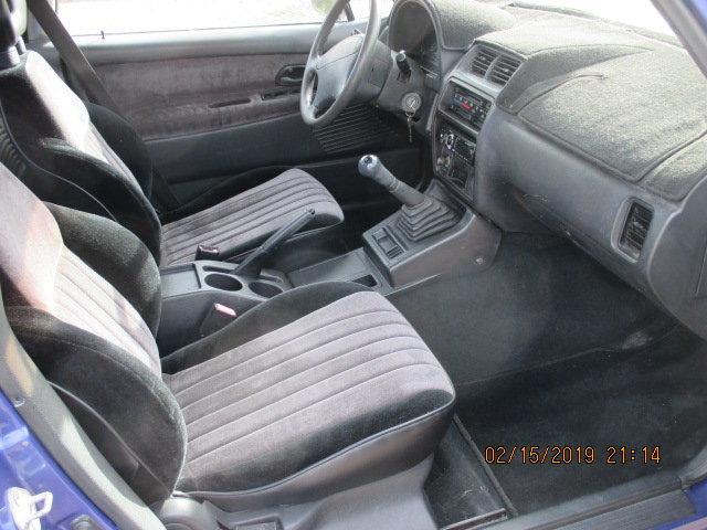Picture of 1996 Suzuki X-90 Base, interior, gallery_worthy