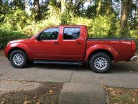 Picture of 2017 Nissan Frontier SV V6 Crew Cab, gallery_worthy