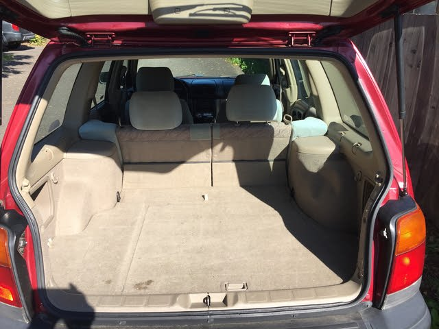 Picture of 1999 Subaru Forester L, interior, gallery_worthy