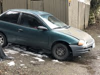 Picture of 1998 Chevrolet Metro Hatchback FWD, exterior, gallery_worthy