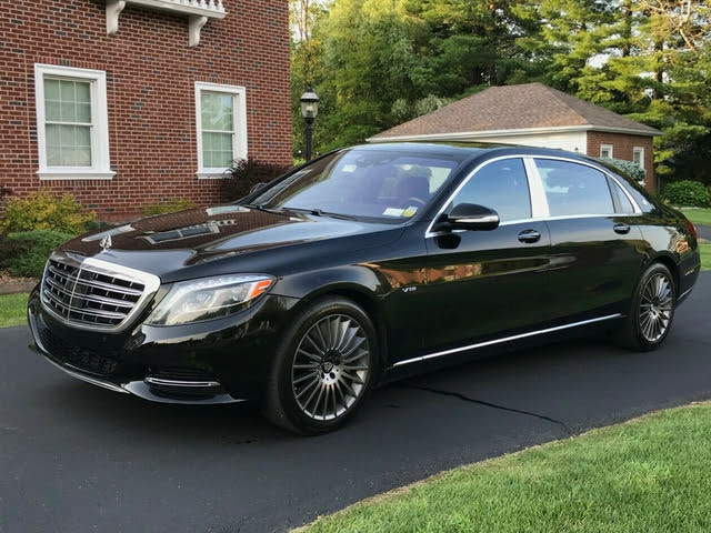 Picture of 2016 Mercedes-Benz S-Class Maybach S 600