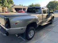 2003 Chevrolet Silverado 3500 Picture Gallery