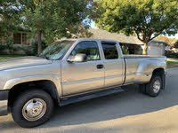 Picture of 2003 Chevrolet Silverado 3500 LT Extended Cab LB DRW 4WD, exterior, gallery_worthy