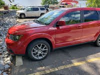 2017 Dodge Journey Overview