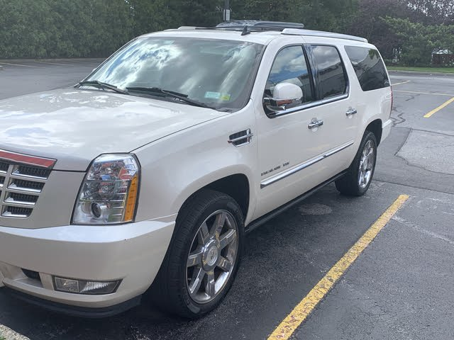 Picture of 2012 Cadillac Escalade ESV Luxury 4WD