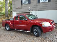 Picture of 2007 Mitsubishi Raider LS Extended Cab, exterior, gallery_worthy