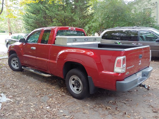 Picture of 2007 Mitsubishi Raider LS Extended Cab