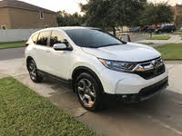 Picture of 2018 Honda CR-V EX-L FWD with Navigation, exterior, gallery_worthy