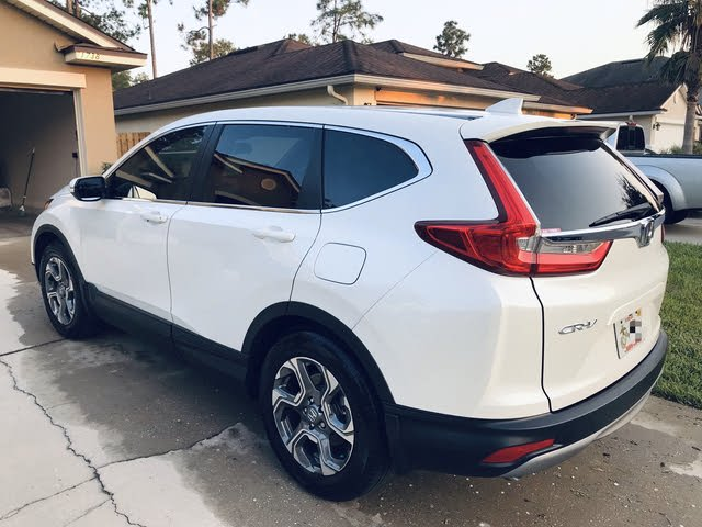 Picture of 2018 Honda CR-V EX-L FWD with Navigation