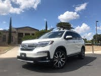Picture of 2019 Honda Pilot Touring FWD, exterior, gallery_worthy