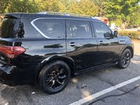 Picture of 2011 INFINITI QX56 RWD with Split Bench Seat Package, exterior, gallery_worthy
