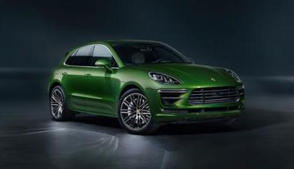 2020 Porsche Macan Turbo, exterior, manufacturer, gallery_worthy