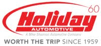 Holiday Cadillac logo