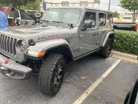 2019 Jeep Wrangler Unlimited Picture Gallery