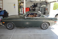 1971 Volvo P1800 Picture Gallery