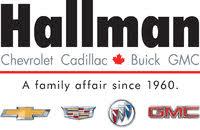 Hallman Motors logo