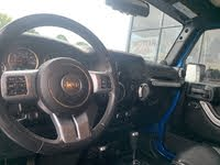 Picture of 2014 Jeep Wrangler Unlimited Freedom Edition 4WD, interior, gallery_worthy