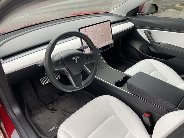 2018 Tesla Model 3 - Interior Pictures - CarGurus