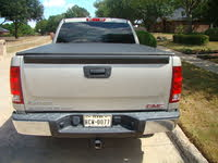 Picture of 2009 GMC Sierra 1500 SLE Ext. Cab, exterior, gallery_worthy