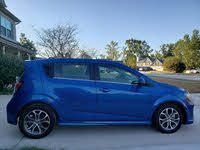 Picture of 2017 Chevrolet Sonic LT Hatchback FWD, exterior, gallery_worthy