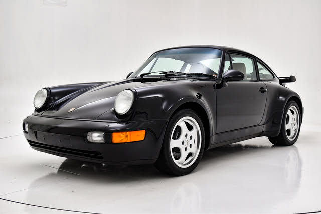 Picture of 1991 Porsche 911 Turbo, exterior, gallery_worthy
