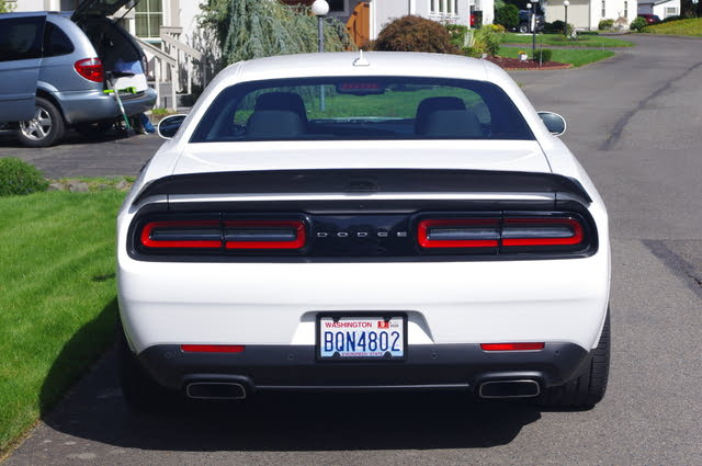 Picture of 2019 Dodge Challenger R/T Scat Pack Widebody RWD, exterior, gallery_worthy