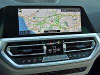 2020 BMW 3 Series M340i xDrive Sedan AWD, 2020 BMW M340i navigation map display, interior, gallery_worthy