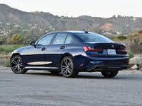 2020 BMW 3 Series M340i xDrive Sedan AWD, 2020 BMW M340i in Tanzanite Blue, exterior, gallery_worthy