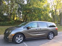 Picture of 2018 Honda Odyssey EX-L with Navigation and RES, exterior, gallery_worthy
